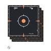 ALLEN ALLEN EZ AIM SPLASH ADHESIVE SIGHT IN GRID TARGET 8X8 6PK (NIO385)