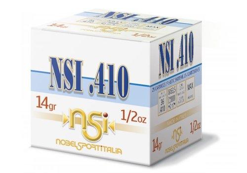 NSI .410 14GM #7.5 70MM 25RNDS (BWA008)