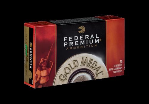 FEDERAL MATCHKING 308 WIN 168GR GOLD MEDAL 20RND (NIO107)