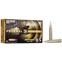 FEDERAL BERGER HUNTER 300 WIN MAG 185GR 20RND (NIO110)