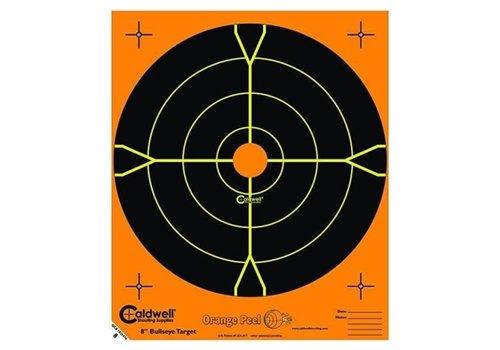 CALDWELL ORANGE PEEL 8'' TARGET 10PK (NIO380)