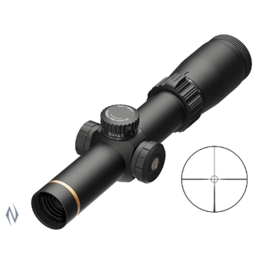 LEUPOLD VX-FREEDOM AR 1.5-4X20 30MM 223 MIL ILL FIREDOT MIL-RING(NIO583)