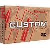 Hornady HORNADY CUSTOM 308 WIN 180GR INTERLOCK SP 20PK (HSS011)