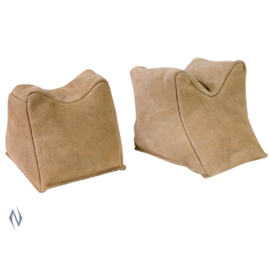 CHAMPION FILLED SUEDE SAND BAGS PAIR(NIO697)
