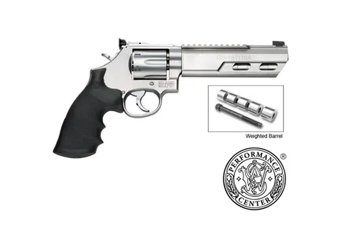 """S&W 686 PERFORMANCE CENTRE .357MAG 4"""" (GRY010)"""