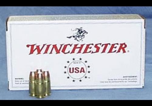 WINCHESTER 9X23 WIN 124GR JSP 50RNDS (WIN164)
