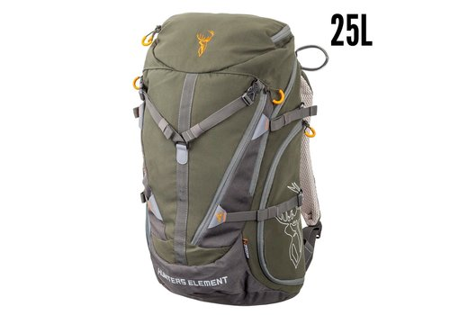 HUNTERS ELEMENT CANYON PACK FOREST GREEN(HUE238)