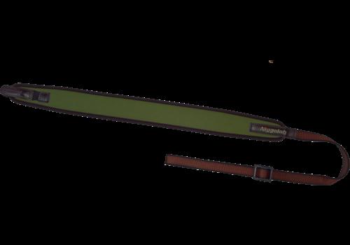 NIGGELOH NEOPRENE RIFLE SLING QUICK RELEASE OLIVE GREEN (MOA107)