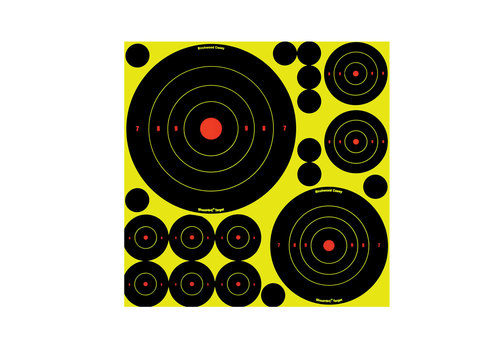 SHOOT N C BULL'S-EYE TARGETS(TAS054)