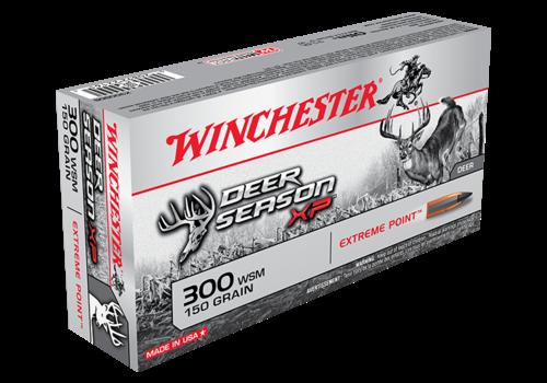 WINCHESTER DEER SEASON 300WSM 150GR XP 20RD (WIN1186)