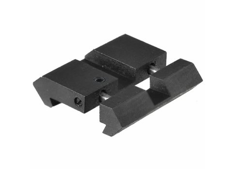 "LEAPERS UTG 3/8"" TO WEAVER CONVERSION ADAPTOR(CRK041)"