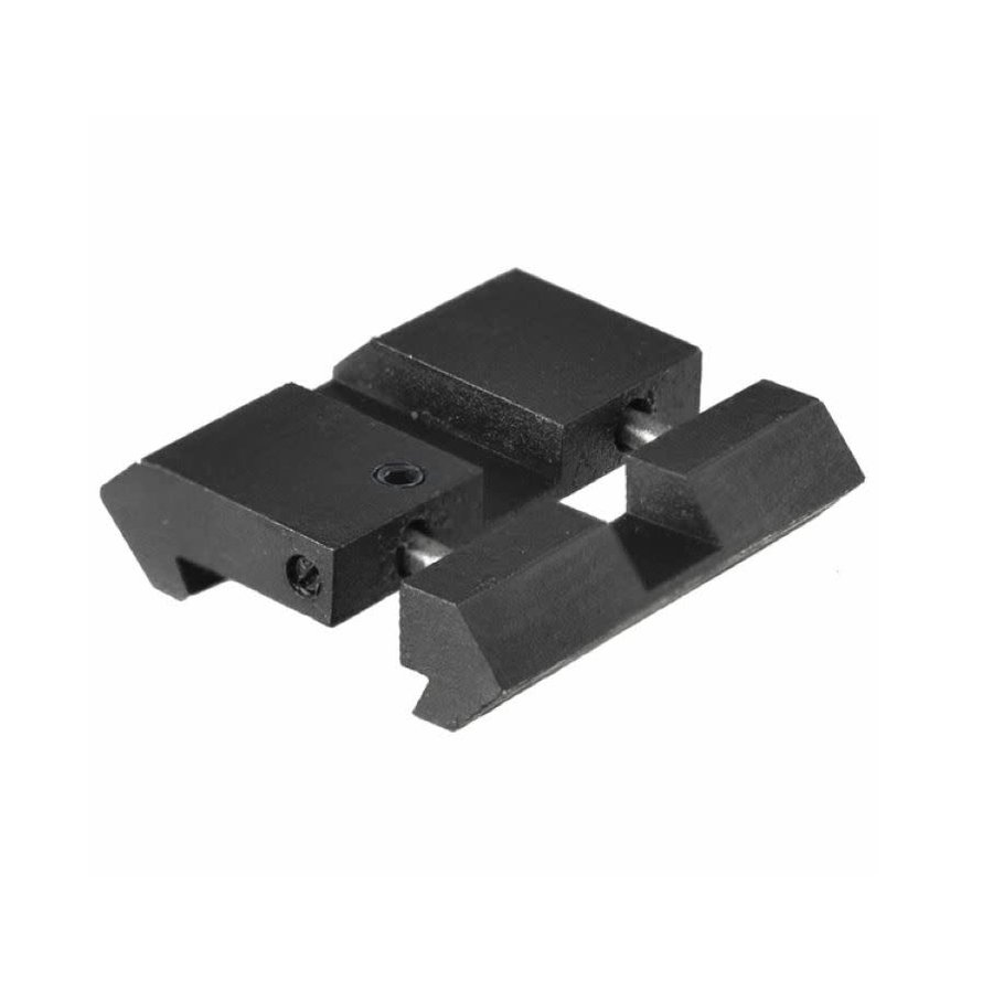 """LEAPERS UTG 3/8"""" TO WEAVER CONVERSION ADAPTOR(CRK041)"""