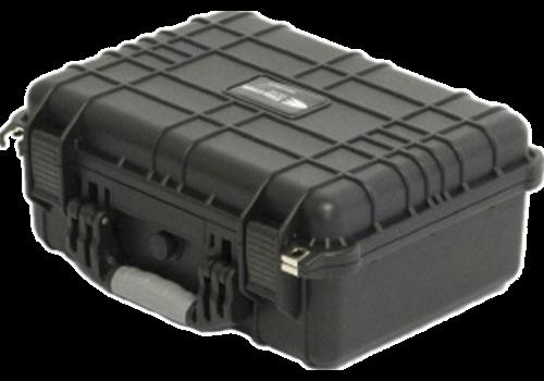 EVOLUTION GEAR HD SERIES UTILITY HARD CASE - BLACK - XL(EVO060)