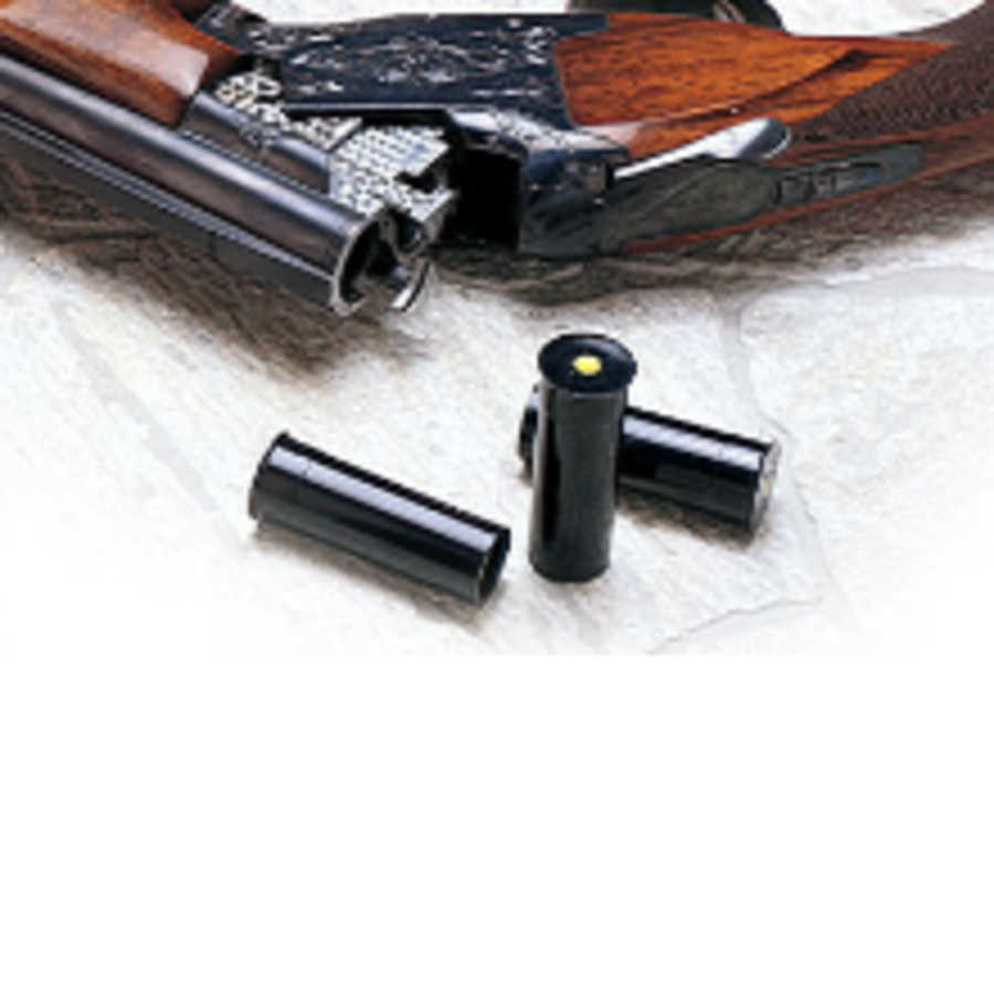 MTM CASEGARD SHOTGUN SNAP CAPS 20GA BLACK(OSA1060)