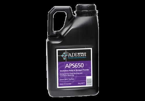 ADI PISTOL SHOTGUN POWDER APS650 2KG (WIN650)