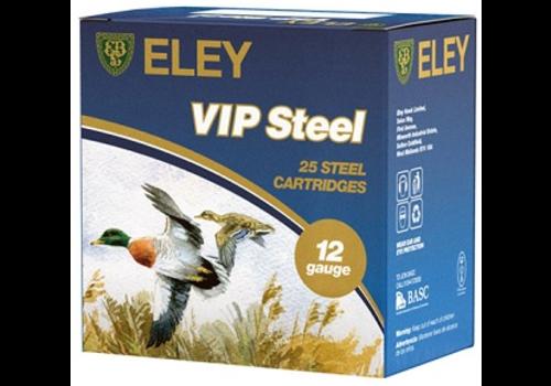 """ELEY VIP STEEL 12G 32GM #4 2.75"""" 1350FPS 25RNDS (NIO975)"""