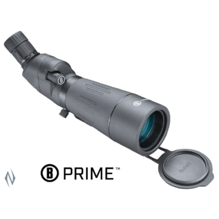 BUSHNELL PRIME 20-60X65 BLACK ANGLED SPOT SCOPE(NIO1130)
