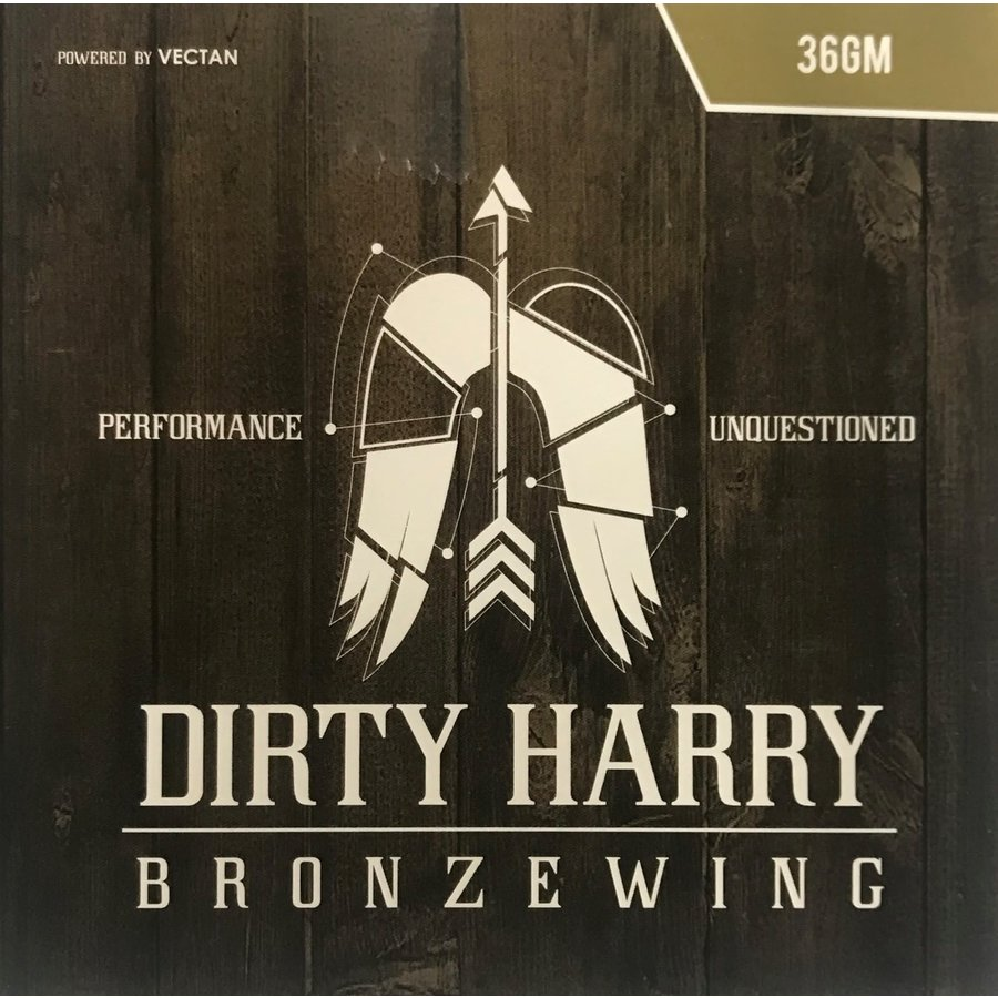 SLAB-BRONZE WING DIRTY HARRY 12G 70MM 36GM #6 250RNDS(BWA052)