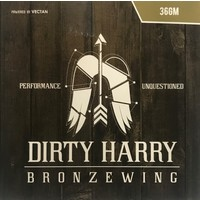 BWA036-SLAB-BRONZE WING DIRTY HARRY 12G 70MM 36GM #BB 1350FPS 250 RNDS