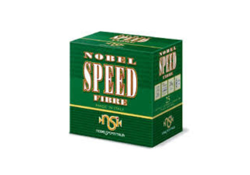 NSI NOBEL SPEED 12G 34GM #2 25RNDS(BWA037)