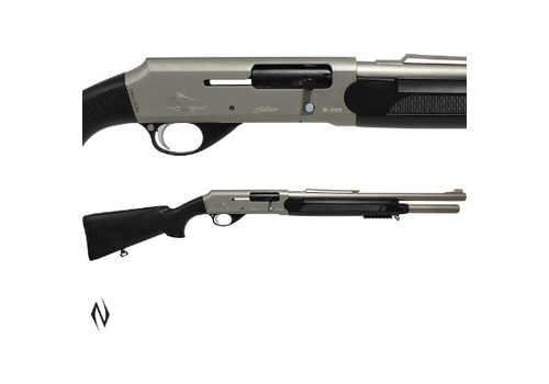 "NIO1159-ADLER B220 12G 20"" ALL WEATHER STRAIGHT PULL SHOTGUN 7 SHOT"