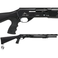 "NIO1160-ADLER B220 12G 20"" PISTOL GRIP STRAIGHT PULL SHOTGUN 7 SHOT"