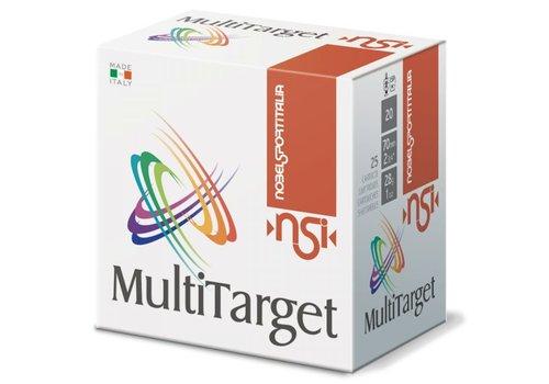 SLAB-NSI MULTITARGET 20G 28GM #7.5 250RNDS(BWA054)