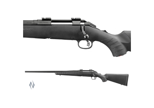RUGER AMERICAN RIFLE 308 WIN BLUED LEFT HAND(NIO1202)