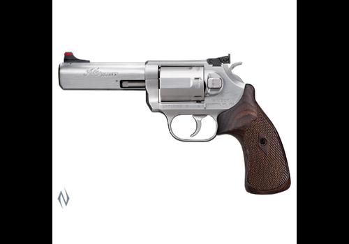 KIMBER K6S DASA TARGET REVOLVER 357 STAINLESS 6 SHOT 102MM (NIO2392)
