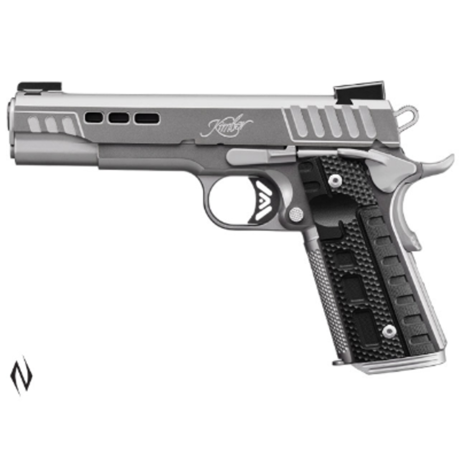 KIMBER 1911 RAPIDE BLACK ICE 45ACP 127MM 9 RDS (NIO2390)