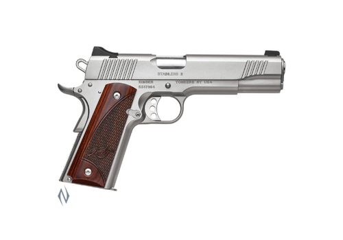 KIMBER 1911 STAINLESS II 9MM 127MM 9RDS (NIO2382)