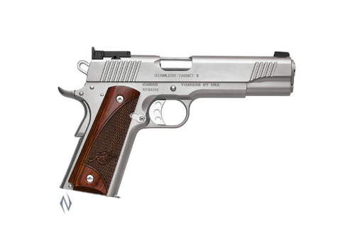 KIMBER 1911 STAINLESS TARGET II 9MM 127MM 9RDS (NIO2377)