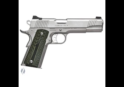 KIMBER 1911 STAINLESS TLE II 45ACP 127MM 7RDS (NIO2375)