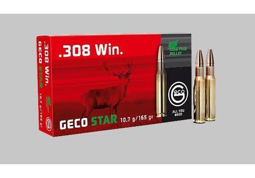 OSA1040-GECO STAR 308 WIN 165GR 20RNDS