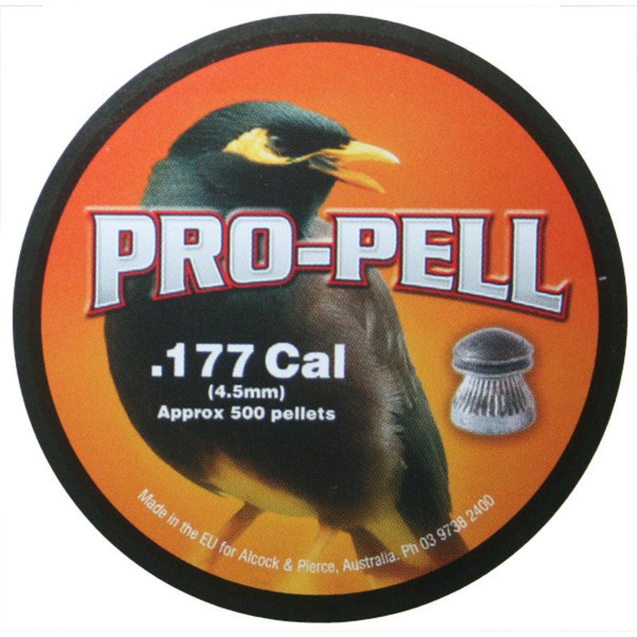 ALC300-PELLETS-PRO-PELL .177 500RNDS