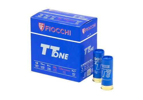 SLAB-TAS077-FIOCCHI ITALY TT ONE 12G 28GR #7.5 1300FPS 250RNDS