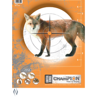 NIO1239-CHAMPION TARGET CRITTER SERIES 10 PACK