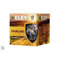 """NIO1250-ELEY FOURLONG 2.5"""" 410G #5 25RNDS"""