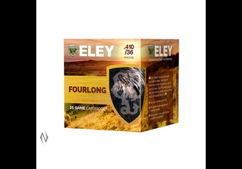"""NIO1251-ELEY FOURLONG 2.5"""" 410G #6 25RNDS"""