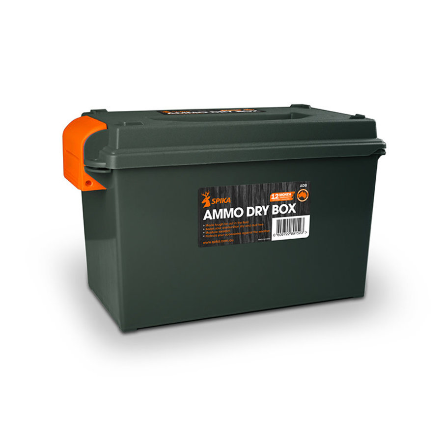 ANC021-SPIKA AMMO DRY BOX