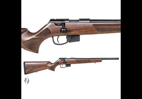"NIO1208-ANSCHUTZ 1761 DHB CLASSIC HEAVY BARREL 20"" 22WMR 5 SHOT"