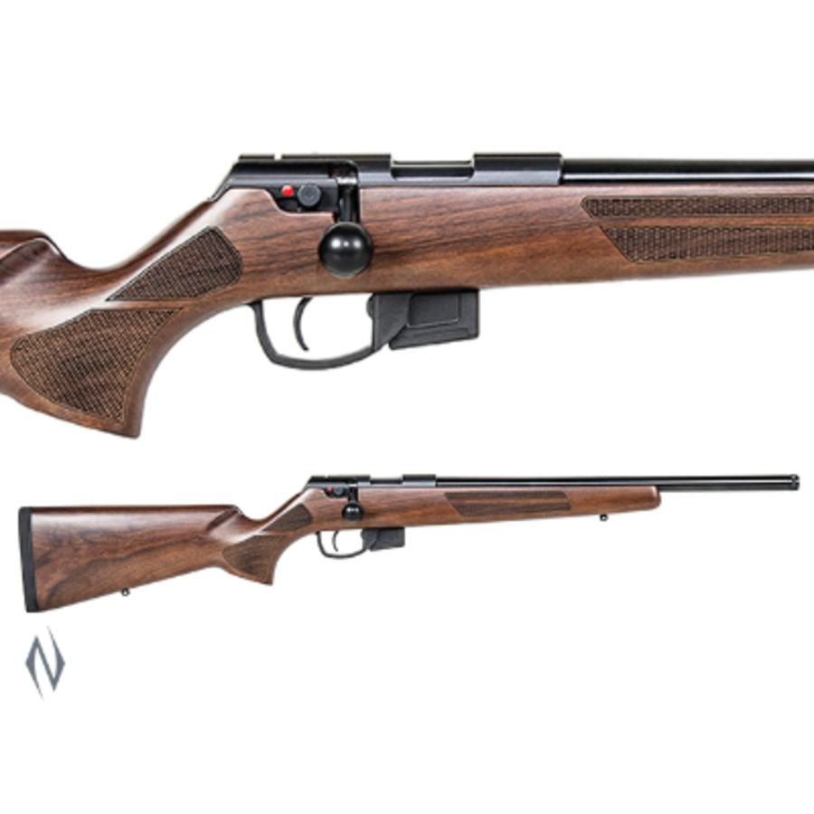 "NIO1209-ANSCHUTZ 1761 DHB CLASSIC HEAVY BARREL 20"" 17HMR 5 SHOT"