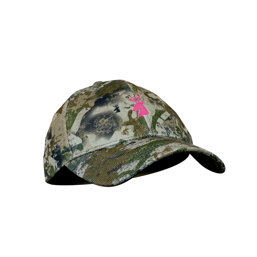 ANC579-SPIKA RANGER CAP WOMENS-BIARRI CAMO