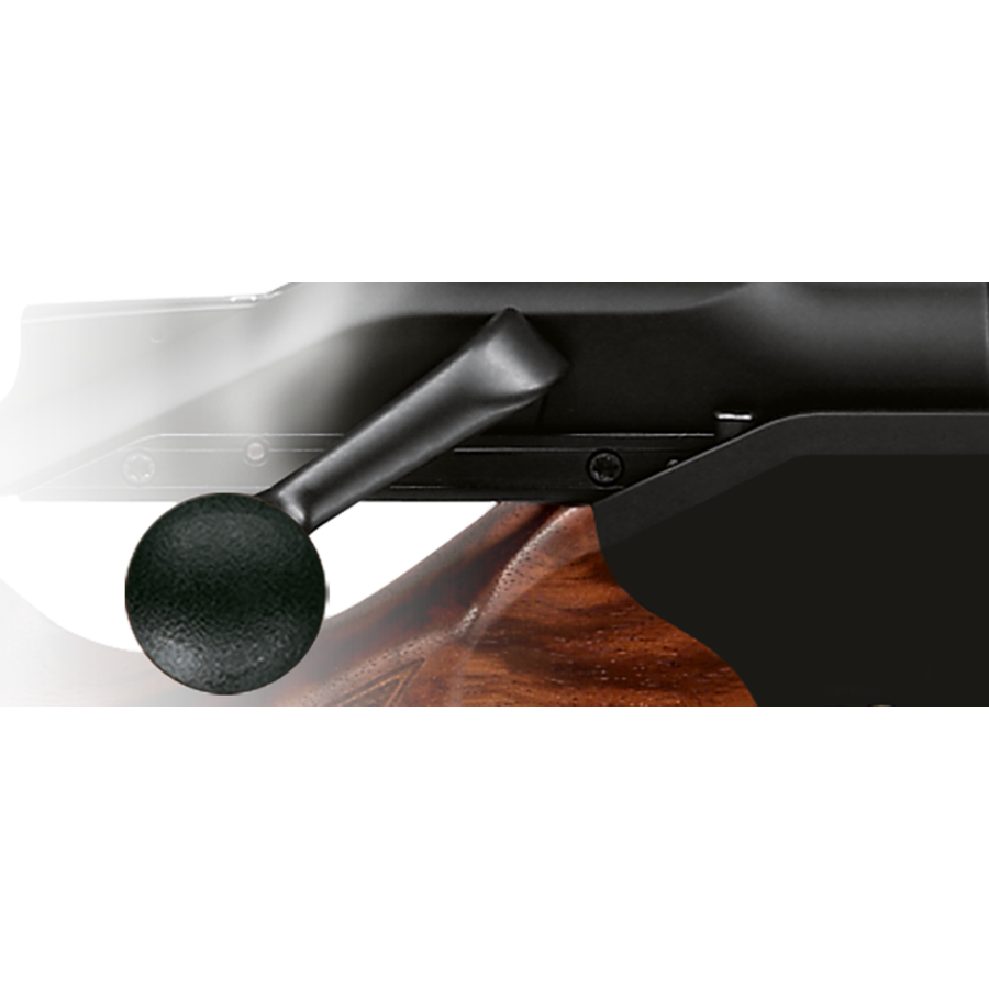 OSA011-BLASER R8 PRO DARK GREEN STOCK 308WIN WITH SIGHTS