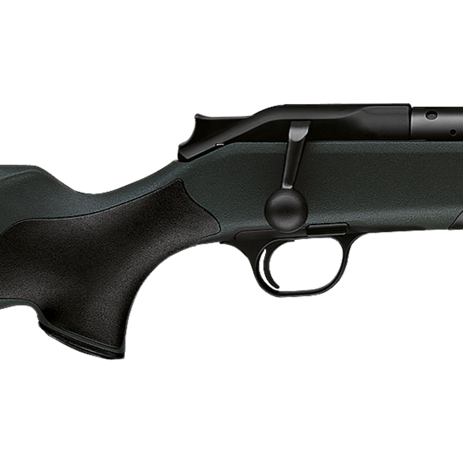 OSA554-BLASER R8 PRO DARK GREEN 243 WIN THREADED WITHOUT SIGHTS