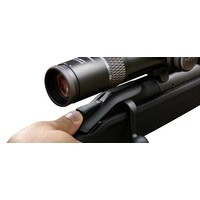 OSA049-BLASER R8 PRO SUCCESS BLACK BROWN STOCK 300WM WITH SIGHTS