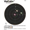 "CHAMPION NIO1261-CHAMPION TARGET VISICOLOR 8"" BULLS 10 PACK"