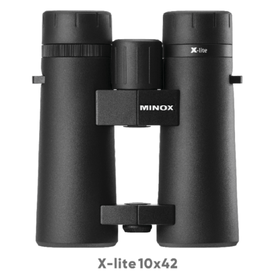 CRK067-MINOX X-LITE 10X42 BINOCULARS