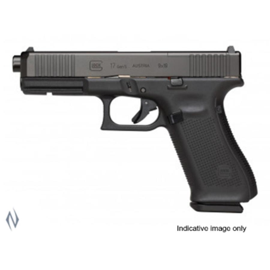 NIO1339-GLOCK 17A 9MM FULL SIZE 10 SHOT GEN5 FS 122MM