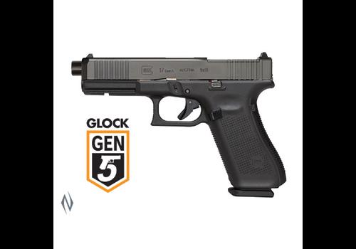 NIO1340-GLOCK 17A 9MM FULL SIZE 10 SHOT GEN5 MOS FS 122MM